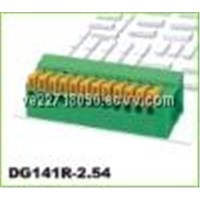 2.54 Pitch Screw Terminal Block,Dip