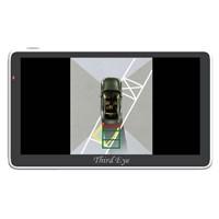 360 Degree Panorama Parking System-Birdview around View