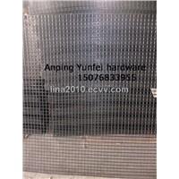 4x8 Inch PVC Coated Welded Fabric Mesh
