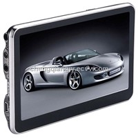 5 Inch GPS Navigation with Blutooth, Av-In
