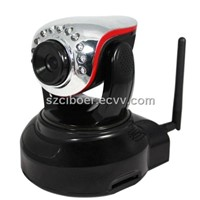 720P HD Megapixle WIFI PTZ IP camera