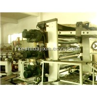 ABS, PS, HIPS and PMMA Refrigerator Plate, Sanitary Ware Plate Extrusion Line