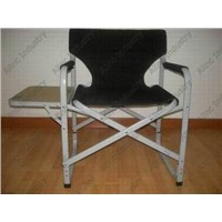 Aluminum folding chair and camping bed