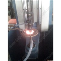 Axle Medium Frequency Induction Hardening