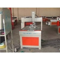 CE Certificated Small CNC Router Machinery With Rotary