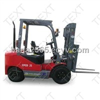 CPCD 25 Diesel Powered Forklift