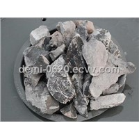 Calcium Carbide in Gray Block Appearance, with 295L/kg Gas Evolution