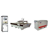 China CNC Water Jet Cutting Machine