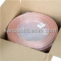 Copper Pancake Coil (copper tube, copper pipe, plumbing pipe)