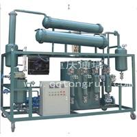 DIR Waste Lubrication Oil Regeneration Technongy Oil Purifier