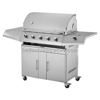 Free Standing Gas BBQ Grill