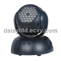 LED moving head light, high power LM-36D 3W