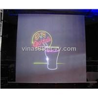 Laser Demo Screen