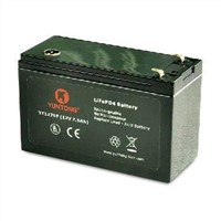 LiFePO4 Lithium-ion Rechargeable Battery