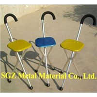 Magnesium Alloy Walking-Stick Chair