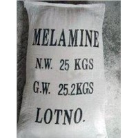 Melamine ( An Important Nitrogen Heterocycle Organic Chemical Material)
