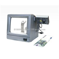 Monitor Used as Counterfeit Detector (GW205-8)