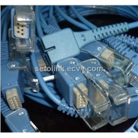 Nellcor Extension Cable with Oximax (A042B)