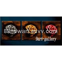 New Oil Painting Canvas Art, Decoration Painting