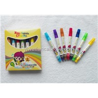 New pen for 2011 magic art marker washable color drawing pen