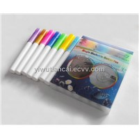 New Pen for 2011 Magic Art Marker - Washable Color Drawing Pen