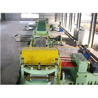 Precise Automatic Leveling Cutting Line (Flying Shear)