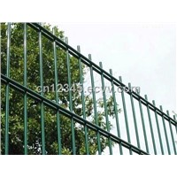 Pvc Coated Double Wire 868, 656 Mesh Fence For Climb