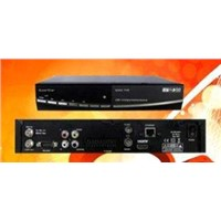 SD Satellite TV Receiver DVB-S DS666 PVR