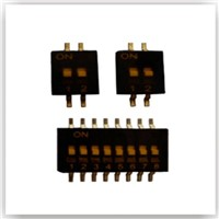SMT Type Half Pitch Dip Switch