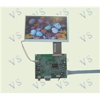S-Video Controller Board