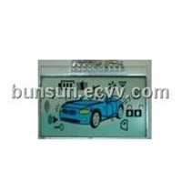 Sell Car used lcd