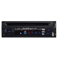 Car DVD with FM Transimitter, without Radio and Amplifer