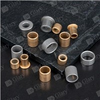 Sintered parts/bushing/oil impregnated/bronze powder/iron powder