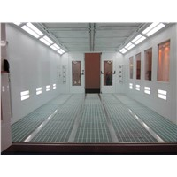 Spray Booth for Waterborne Paint