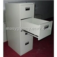 Supply 4-Drawers Steel Vertical Filing Cabinet Made in China