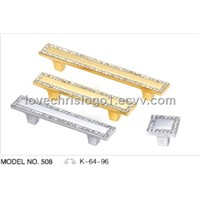 Swarovski Crystal Handle 508 (Knob-64mm-96mm)
