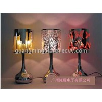 Table Music lamp with Digital MP3 Speaker