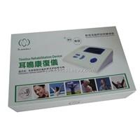 White Tinnitus Rehabilitation Machine