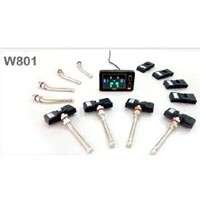 Tire Pressure Monitoring System TPMS W801 CAR repair tool  x431 ds708