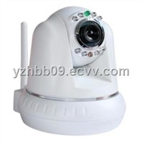 WiFi/ PTZ / IR IP Camera