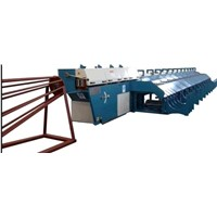 Wire Straighting and Cutting Machine