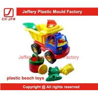 beach toys, plastic moulding