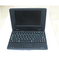 big master cheap 7'' students laptop android2.2/win ce6.0 china laptop offer