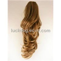 Drawstring Hair PONYTAIL Extension