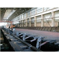 hot-rolled steel bar production line