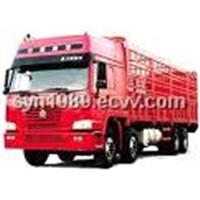 Howo8*4 Cargo Truck