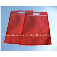 laminated ziplock bag with punch hole