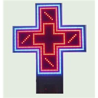 double signs led  pharmacy signs