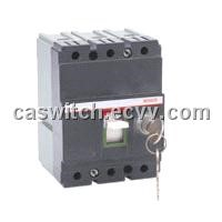 mould case circuit breaker MCCB with lock