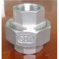 Stainless Steel Union (Female-Female)